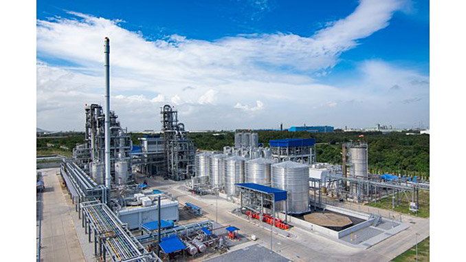 Total Corbion PLA's new 75,000 tons per year PLA plant in Rayong, Thailand