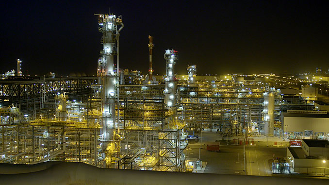 ADNOC operates the largest single refinery in the Middle East