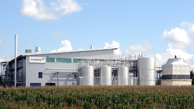 The sunliquid® process developed by Clariant meets all the requirements of a technically and economically efficient, innovative process for converting agricultural residues into climate-friendly biofuel