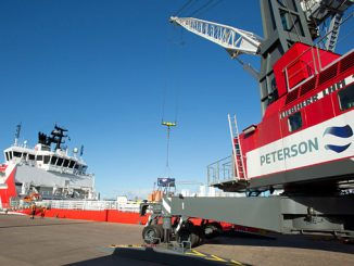 Peterson offers a comprehensive range of safe, reliable and value-added logistics solutions to the energy industry globally from strategic locations