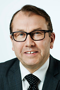 Per Arne Haug, Rapp Bomek's Sales & Marketing Director