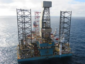 'VALARIS JU-290' ('Rowan Viking') an N-Class ultra-harsh environment jack-up rig