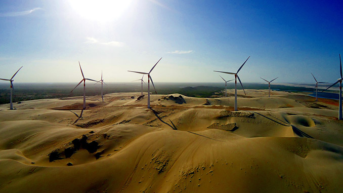 For VSM 2, Siemens Gamesa will supply 36 units of its SG 3.4-132 wind turbine model with a flexible power rating of 3.55 MW