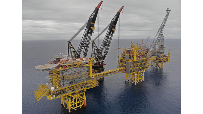 First gas from the Culzean Field is expected in summer 2019 and the field is projected to deliver up to 5% of the total UK gas consumption when production is at plateau in 2020