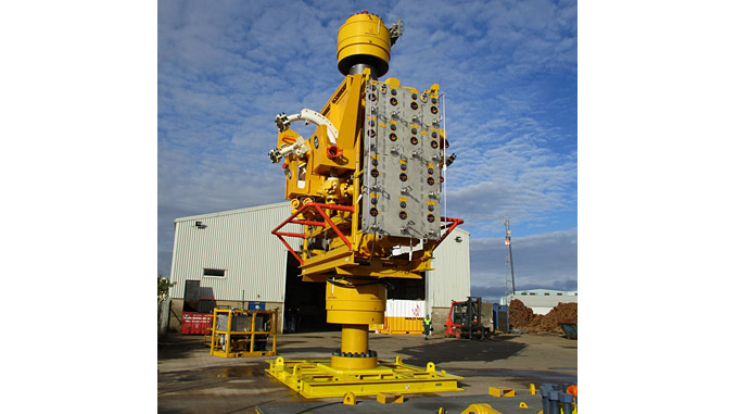 WellCONTAINED™ subsea capping stack
