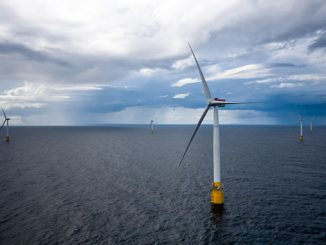 Hywind Scotland 5 turbines at Buchan Deep (photo: Equinor/Øyvind Gravås/Woldcam)