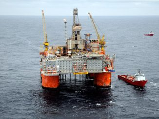 Snorre A – spanning blocks 34/4 and 34/7 in the Tampen area of the Norwegian North Sea, the Snorre field has been producing oil and gas since August 1992