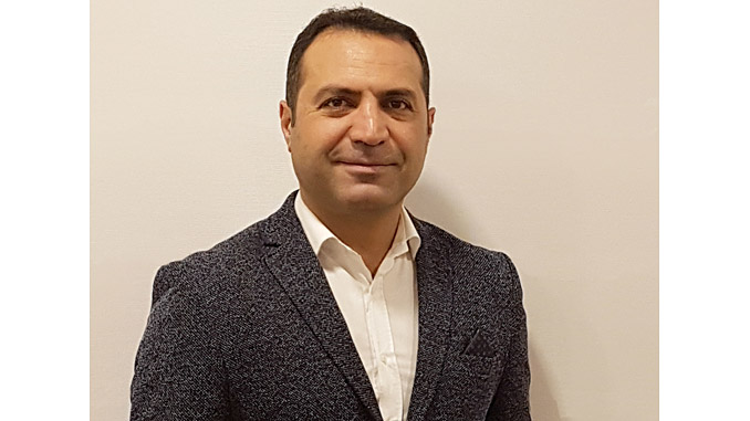 Nizami Musayev, Tendeka's Area Manager for Russia/CIS