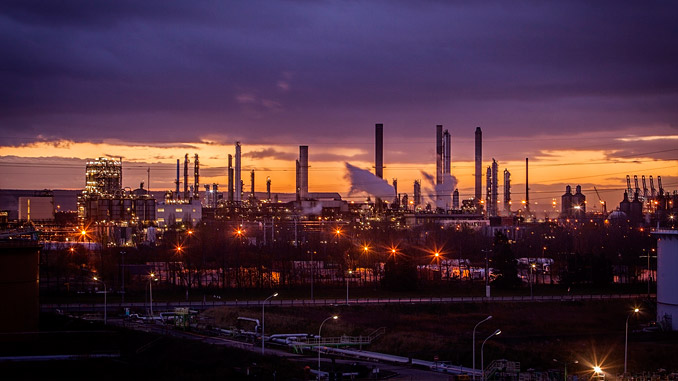 Total's polymers know-how – Gonfreville-l'Orcher UGO petrochemical plant (photo: Total/Labelle Michel)