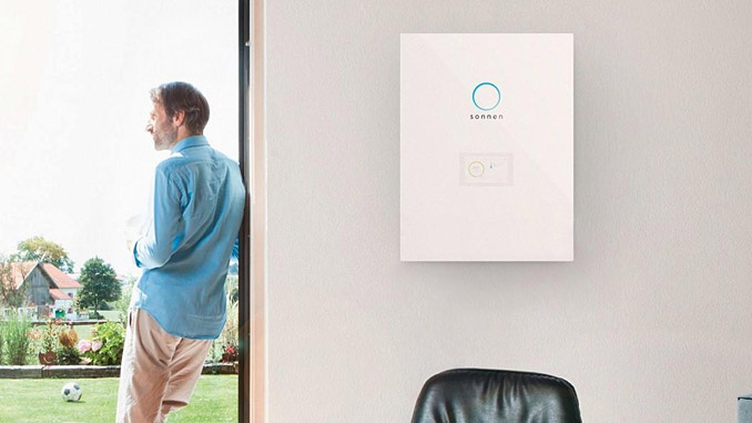 The sonnenBatterie is a high-tech storage system that has proven itself in thousands of households