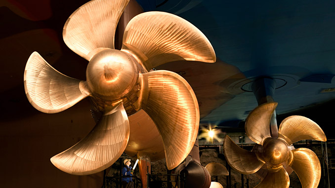 Azipod® propulsion for cruise vessels