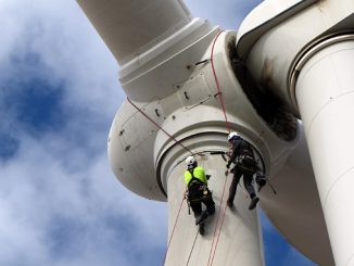 In 2018, Alpha successfully completed over 4,000 turbine blade inspections globally
