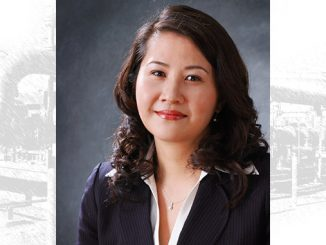 BCCK Holding Company proposal manager, Lucia Cheung