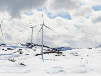 420-kV composite high-voltage transmission tower to enable easier integration of renewable energy from remote locations into the European power grid