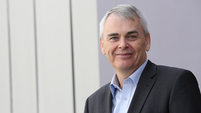Alistair Geddes, Expro Chief Operating Officer