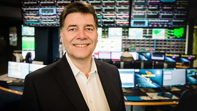 Ronald Spithout, Inmarsat Maritime President and CEO