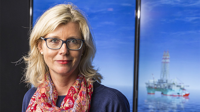 Kongsberg Digital Senior Vice President for Maritime Simulation, Tone-Merete Hansen