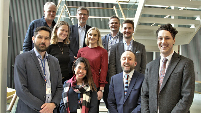 Met Office and Kongsberg Digital to ensure that the best possible data is available at the fingertips of maritime operators