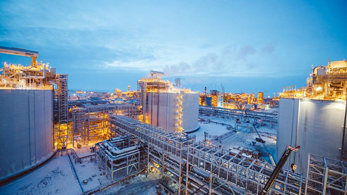 Yamal LNG is an integrated project for natural gas production, liquefaction and marketing