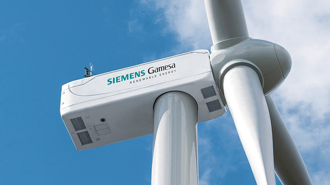 The SG 3.4-132 wind turbine is the fourth SGRE wind turbine localised in Brazil meeting BNDES' Wind Localisation rules