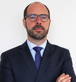 Vincent Lagarrigue, director of Trelleborg Oil and Marine