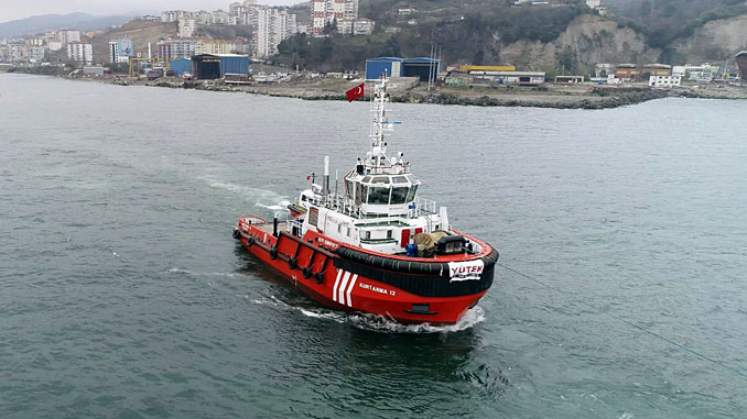 Wärtsilä solutions are delivering outstanding performance for two new tugs operated by the Turkish Directorate General of Coastal Safety