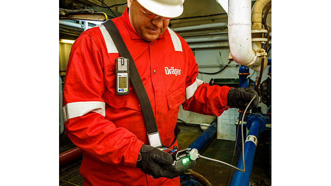 Dräger designs and manufactures X-am 2500® portable gas detectors that warn personnel of potential dangers