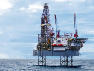'ENSCO 120', an ultra-premium harsh environment KFELS Super A Class jackup rig