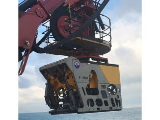 An Ultra Compact Perry XLX-C work-class ROV