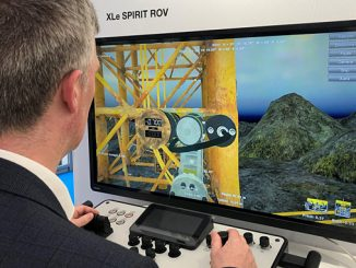 The VMAX software is a 3D ROV simulation system which is predominantly used for the training and evaluation of ROV pilots
