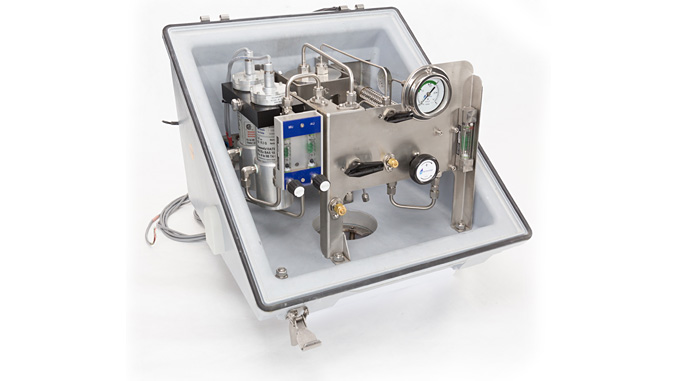 Combining two patented gas technologies – GasPT® and VE Technology® – Orbital's integrated GasPTi solution provides gas sampling and analysis through continuous measurement, requiring no carrier or calibration gases or maintenance