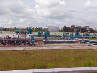 Hollong Modular Gas Processing Plant