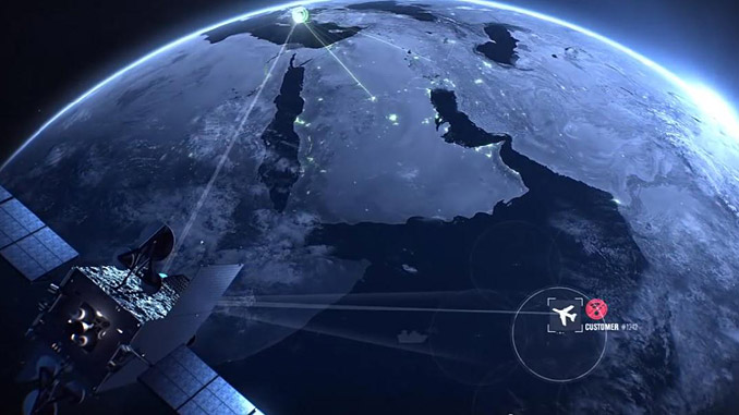 Inmarsat owns and operates the award-winning GX Aviation service, which enables passengers to browse the internet, stream videos, check social media and much more during their flights