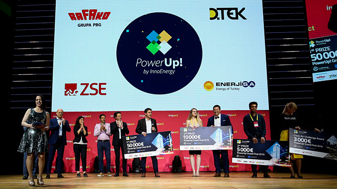 Danubia NanoTech wins the 2019 PowerUp! competition