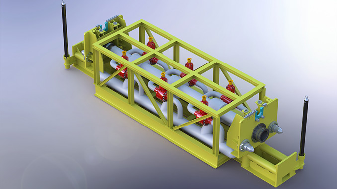 Pseudo Dry Gas (PDG) liquid removal system will allow for much greater tie-back distances