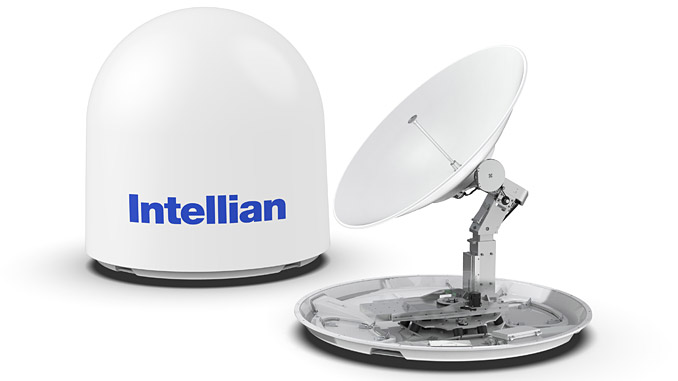 The Intellian v150NX Ka