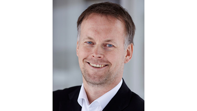 DNV GL's CEO of Digital Solutions, Kenneth Vareide