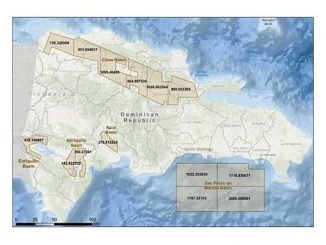 First Dominican Republic licensing round with onshore and offshore blocks open (illustration: BNDH)