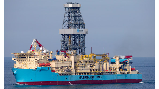 'Maersk Valiant' is a Samsung 96K designed drillship with several Maersk Drilling upgrades, including managed pressure drilling