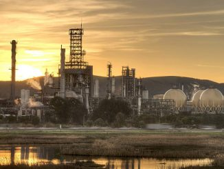 The Martinez Refinery is a high-conversion refinery capable of capturing heavy/sour differentials, with a refining capacity of 157,000 barrels per day