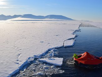 The VIKING davit-launched polar liferaft is fully functional at temperatures as low as -50° C