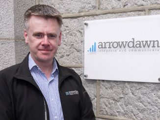 Gordon Adie, managing director of Arrowdawn, a Cisco and Fortinet specialist