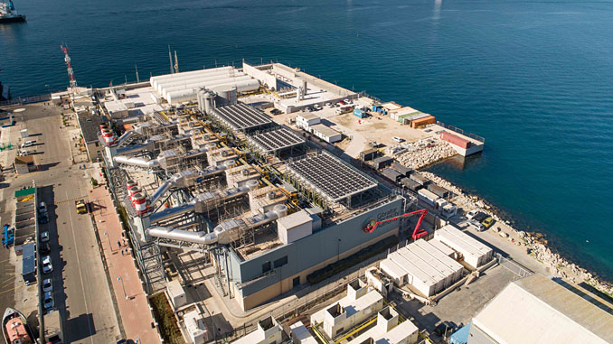 MAN Energy Solutions has successfully commissioned three 14V51/60 gas and another three dual-fuel engines in the newly constructed power plant on the North Mole in Gibraltar Harbour