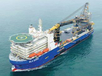 DLV 2000 – a combination of S-lay, heavy lift, large deck space and accommodation coupled with efficient transit speed