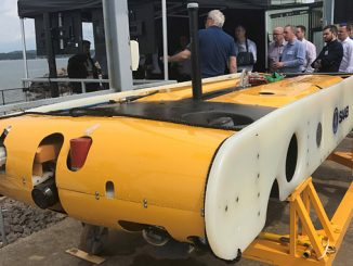 Saab Seaeye Sabertooth ready for world's first demonstration of subsea docking