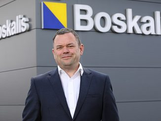 Managing director of Boskalis Subsea Services, Stuart Cameron