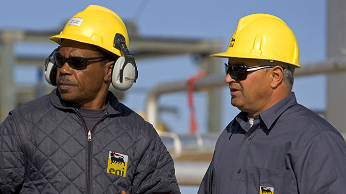 Eni has been present in Nigeria since 1962, with operated and non-operated production, development and exploration activities on a total of 30,049 square kilometres in the onshore and offshore areas of the Niger Delta