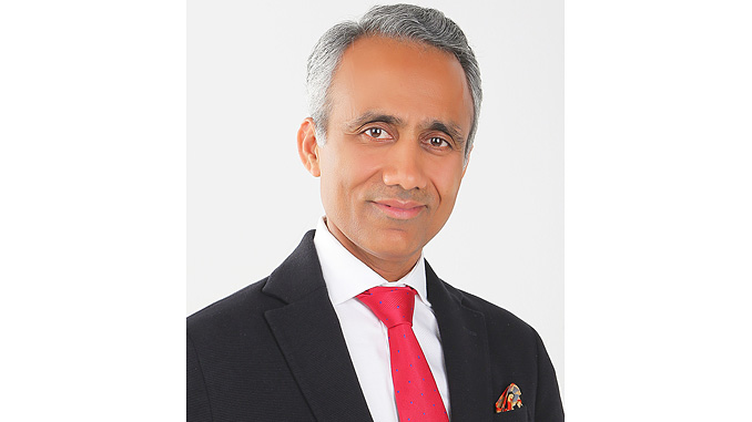 President of Goltens Worldwide, Sandeep Seth