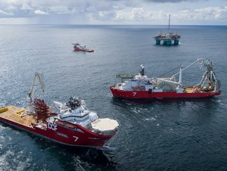 At Nova, Subsea 7 used 'Seven Oceans' and 'Skandi Acergy' to install 65 km of pipelines and 20 km of control umbilicals