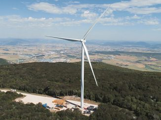 SG 4.5-145 wind turbine, which operating at a flexible rating of 4.8 MW